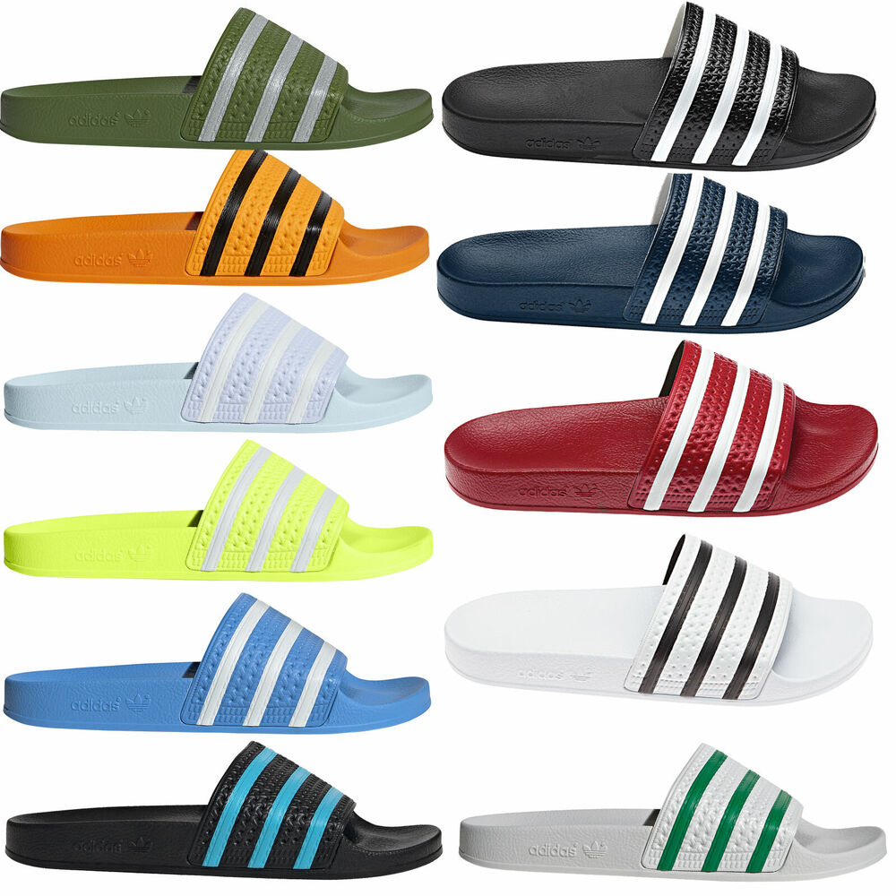adidas originals adilette strandschuhe badeschuhe. Black Bedroom Furniture Sets. Home Design Ideas