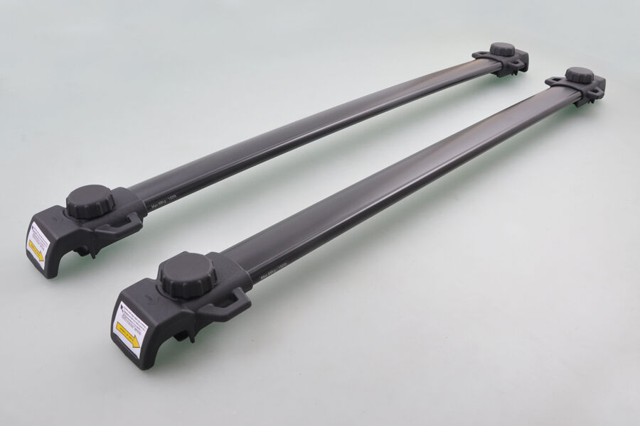 Adjustable Luggage Roof Rail Rack Cross Bars For Dodge