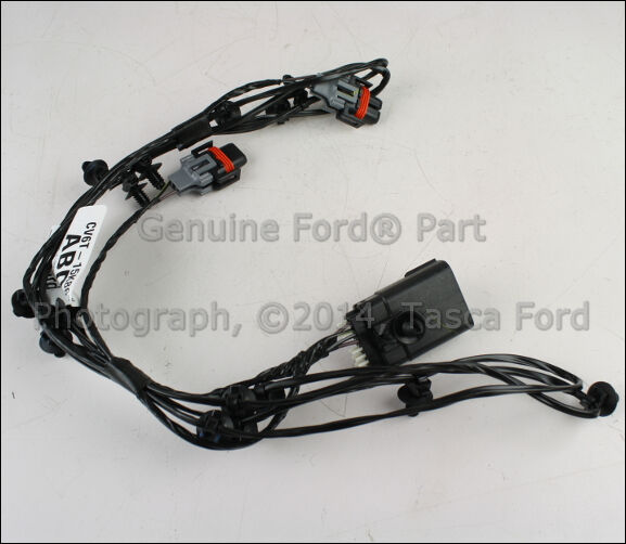Brand New Oem Front Bumper Wiring Harness 2012
