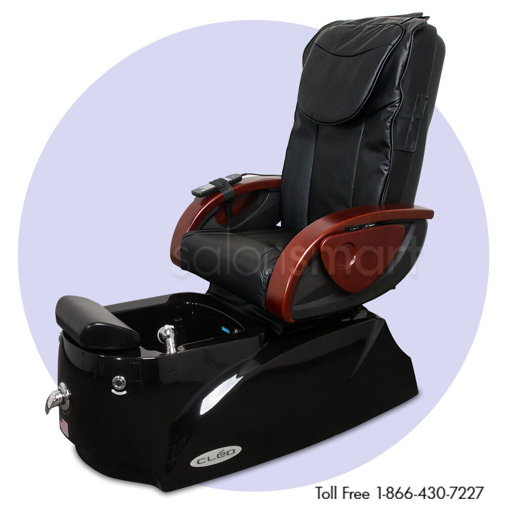 Pedicure Spa Massage Chair Cleo AX Pipeless EBay