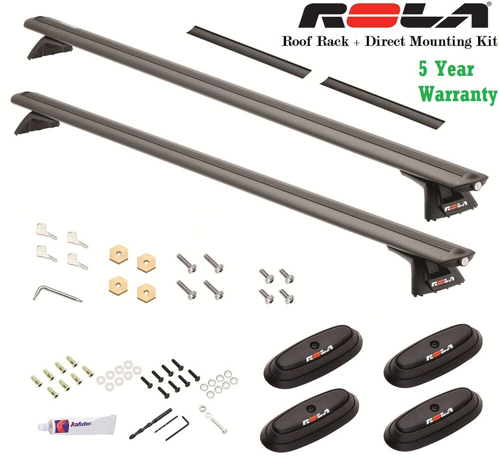 71 96 Chevy G10 G20 G30 Truck Amp Van Rola Roof Rack Cross