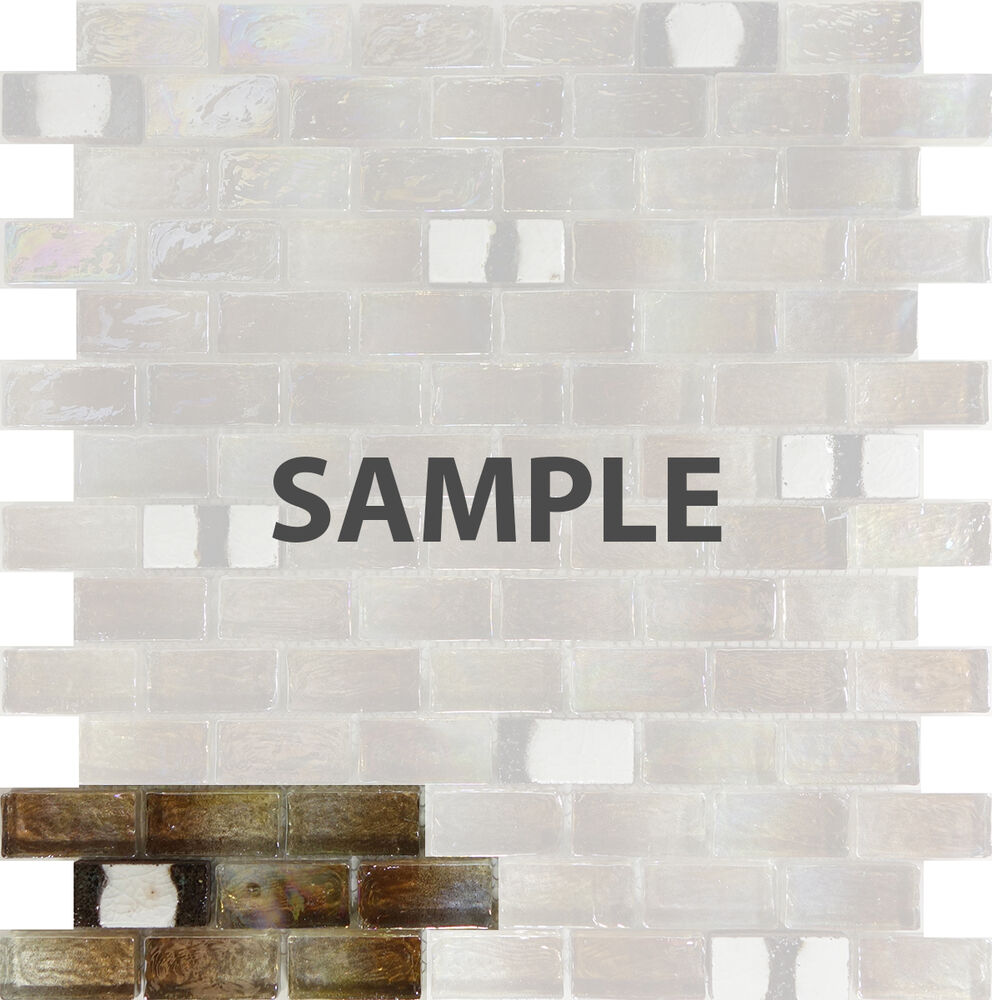 mosaic tile bathroom backsplash sample brown iridescent glass mosaic tile kitchen 19662