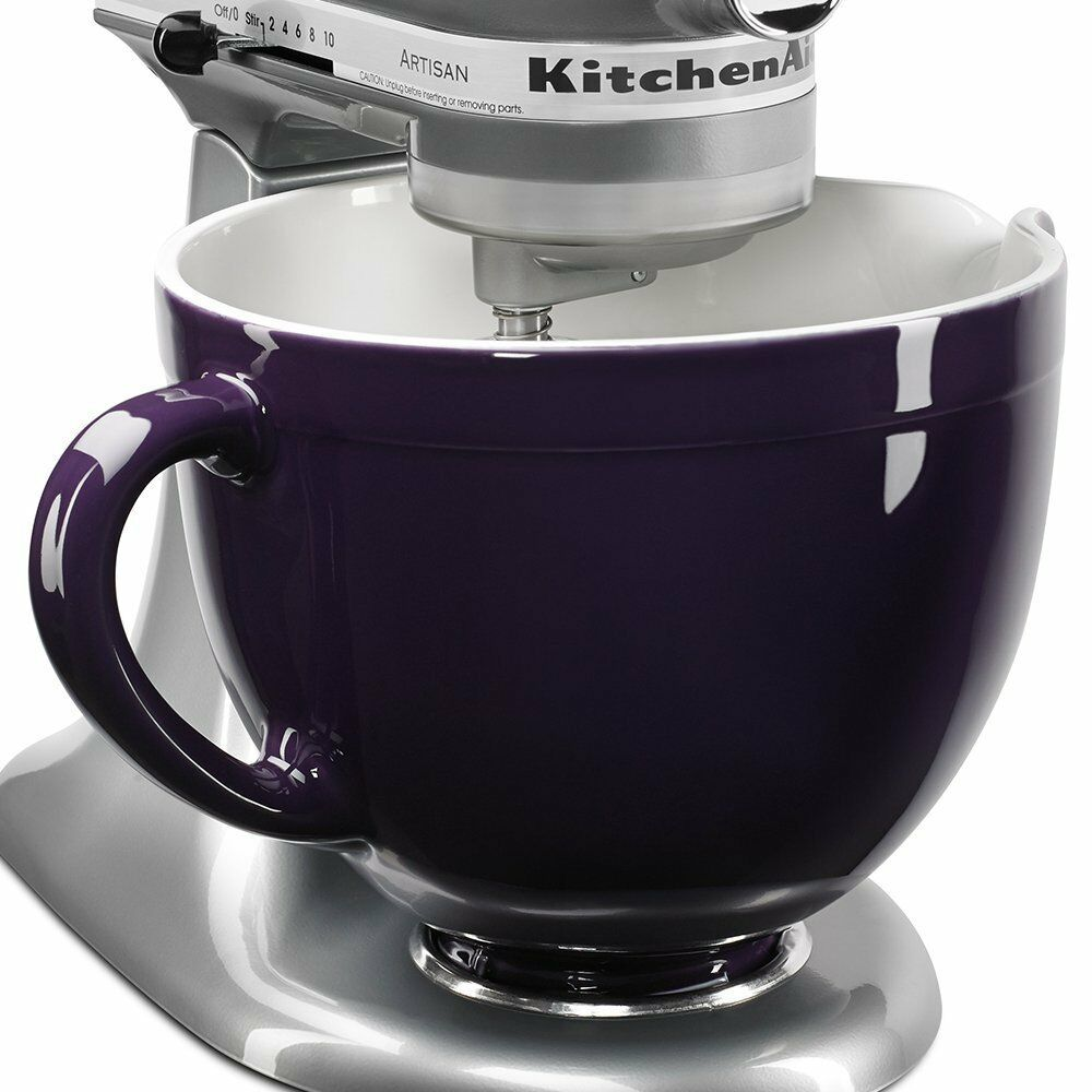 how to change attachments on kitchenaid mixer
