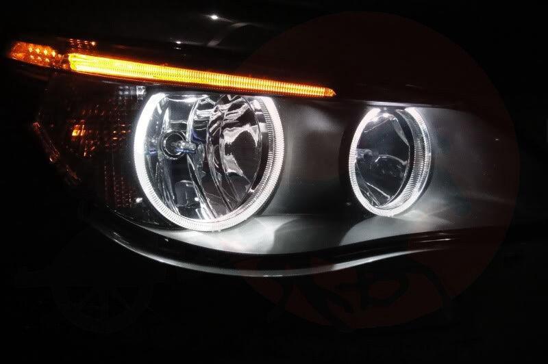 Led angel eyes e83-6090