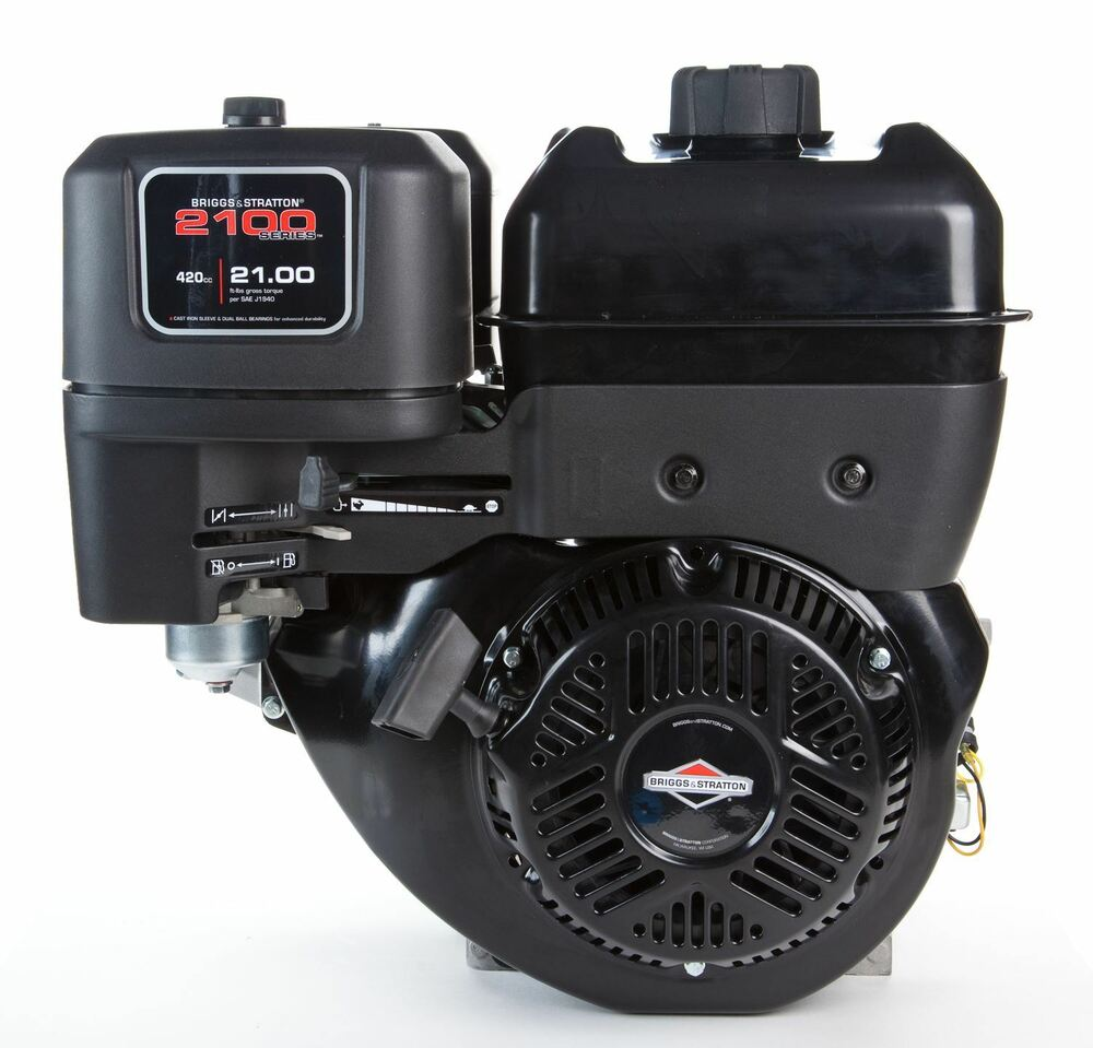 briggs stratton horizontal engine 25t232 0037 f1 ebay. Black Bedroom Furniture Sets. Home Design Ideas