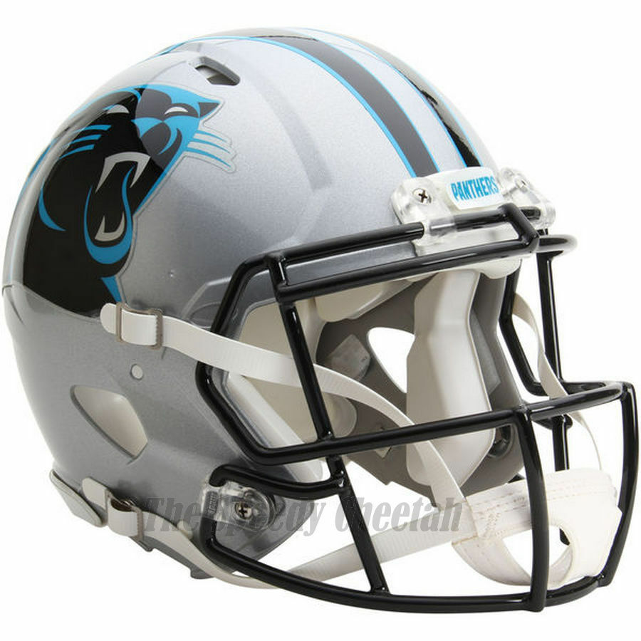 CAROLINA PANTHERS RIDDELL NFL FULL SIZE AUTHENTIC SPEED ...