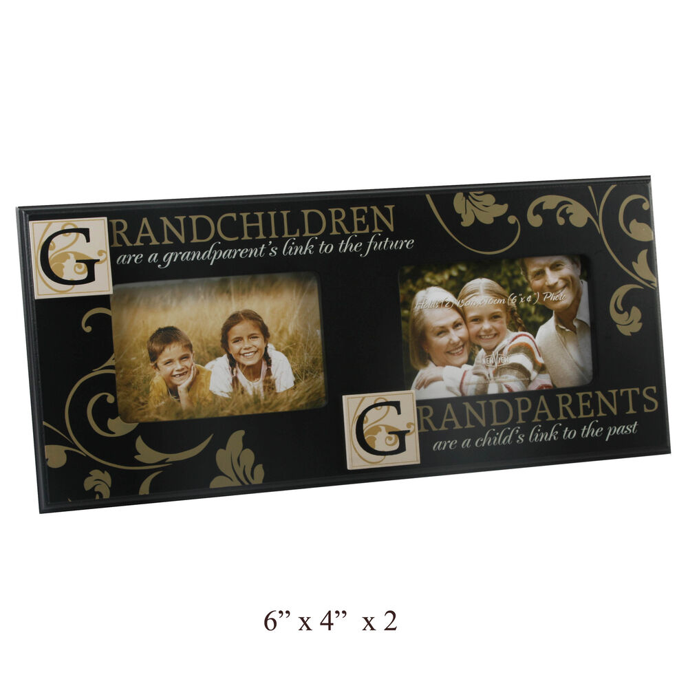 Grandchildren Amp Grandparents Black 2 X 6 Quot X 4 Quot Photo