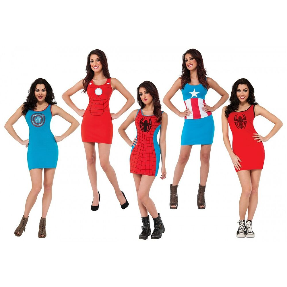 Women Group Costumes Superhero Costumes for...