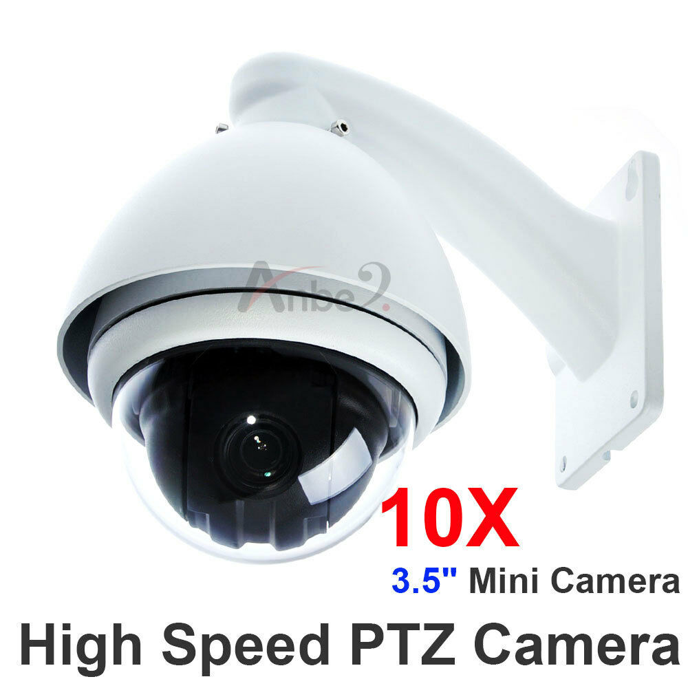 360 cctv 10x zoom 1 3 sony ccd 700tv outdoor mini dome. Black Bedroom Furniture Sets. Home Design Ideas