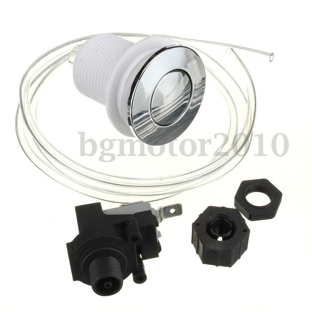 Waste Garbage Disposal Disposer Air Switch Button With Air