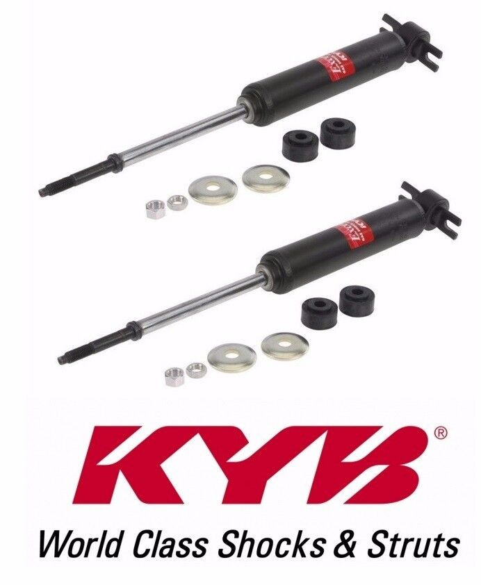 2 kyb excel g 343127 front gas shock absorber 39 s ebay. Black Bedroom Furniture Sets. Home Design Ideas