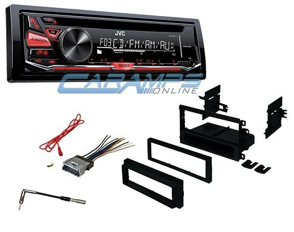 wiring diagram for jvc cd player new jvc car stereo radio cd player receiver with complete ...
