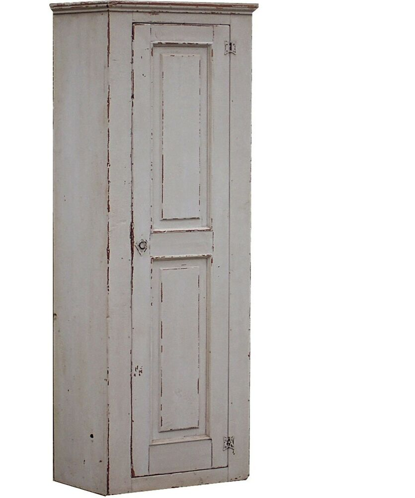 Chimney cupboard farmhouse cabinet primitive reproduction for Reproduction kitchen cabinets