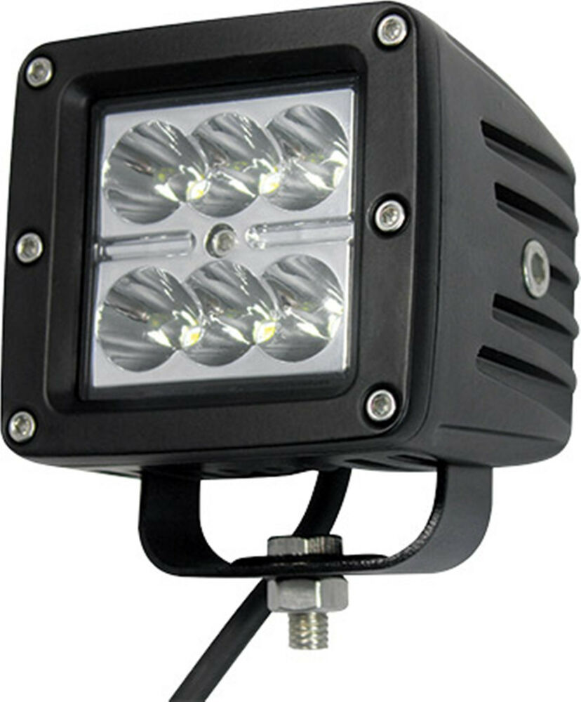John Deere Gator Lights : John deere gator utv led light kit with roll bar brackets