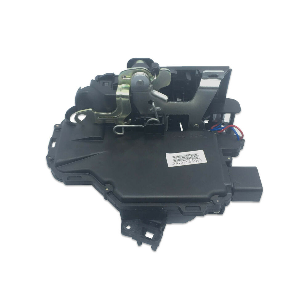 vw beetle golf jetta door lock assembly genuine 3b1 837 015 as ebay. Black Bedroom Furniture Sets. Home Design Ideas