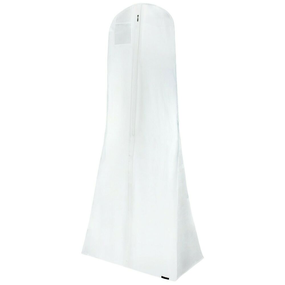 xxl showerproof wedding dress ball gown prom cover garment bags 72