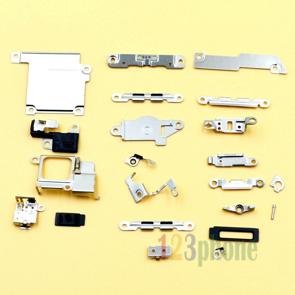 iphone 5s parts 22 lot inner small bracket parts shell frame cover set 3942
