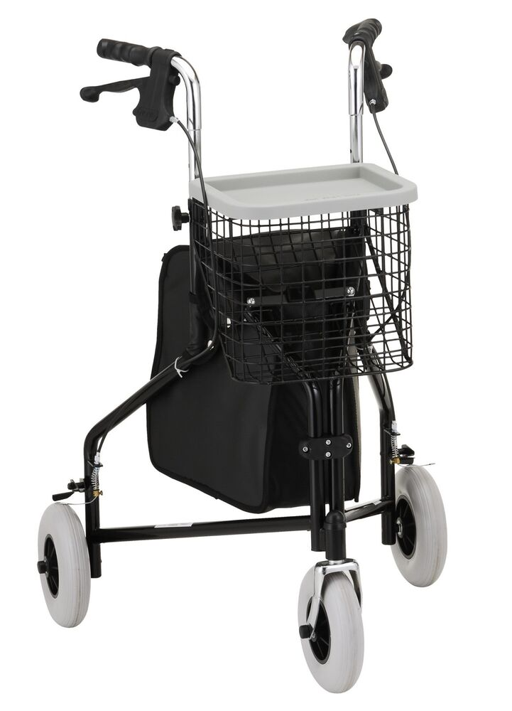Nova Medical Products Traveler 3 Wheel Walker