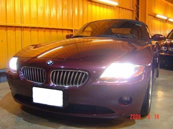 Mtec Hid Conversion Kit For Bmw Z4 Roadster Coupe E85 Ebay