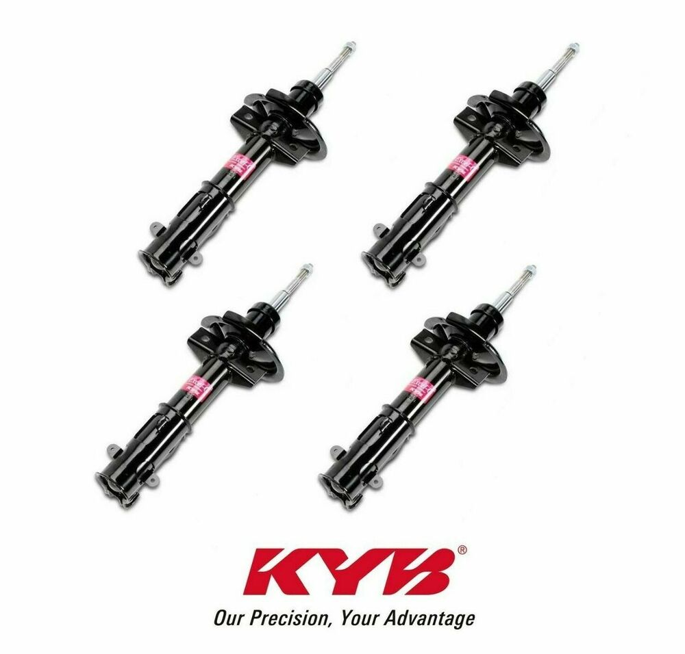 KYB Excel-G GR-2 Front & Rear Struts Shocks 2000-2005