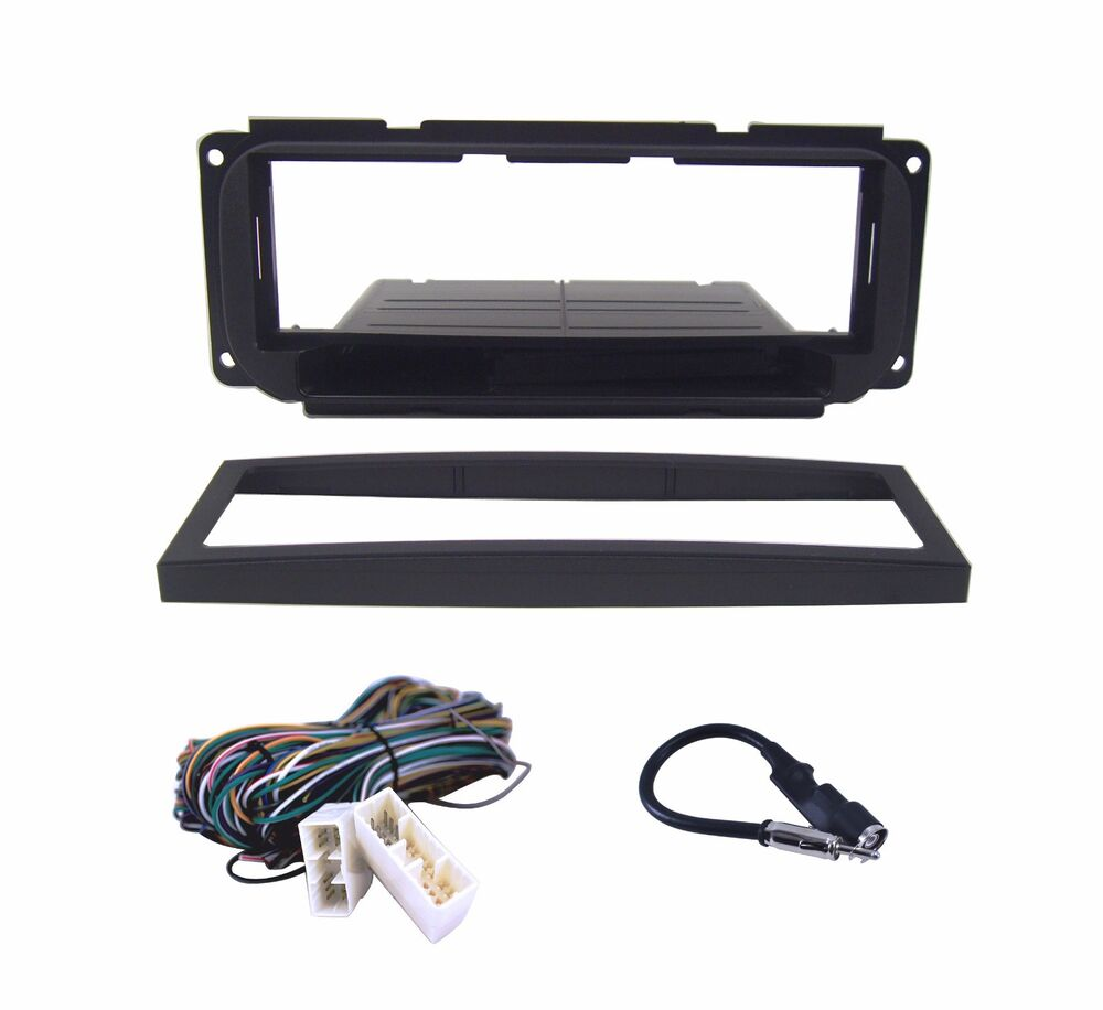 Dodge Truck Wiring Harness Kits Auto Electrical Diagram Replacement Radio Dash Kit U0026 Amplifier Bypass Wire