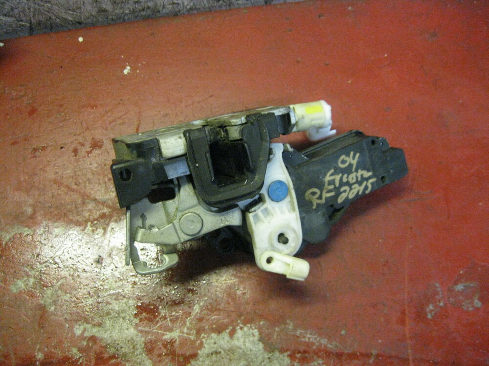 07 06 05 04 Ford Freestar Passenger Right Front Door Latch