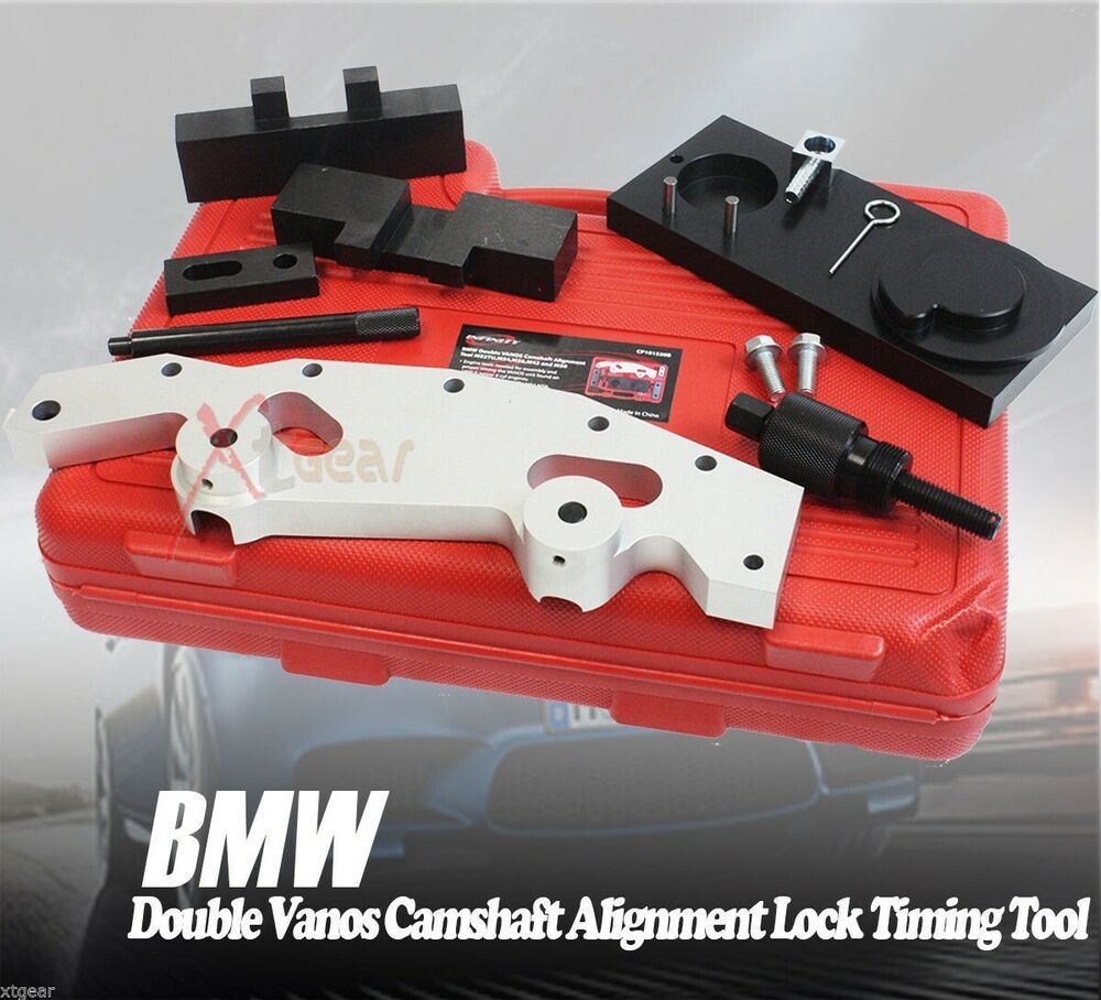 BMW Double Vanos Camshaft Alignment Lock Timing Tool For