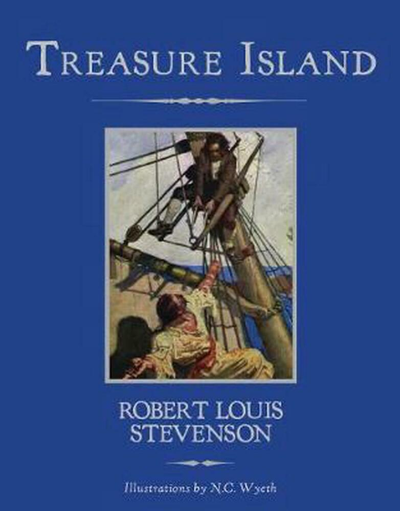 comprehensive analysis of the book treasure island by robert louis stevenson Treasure island is an adventure novel by scottish author robert louis stevenson, narrating a tale of buccaneers and buried goldits influence is enormous on popular perceptions of pirates, including such elements as treasure maps marked with an x, schooners, the black spot, tropical islands, and one-legged seamen bearing parrots on.