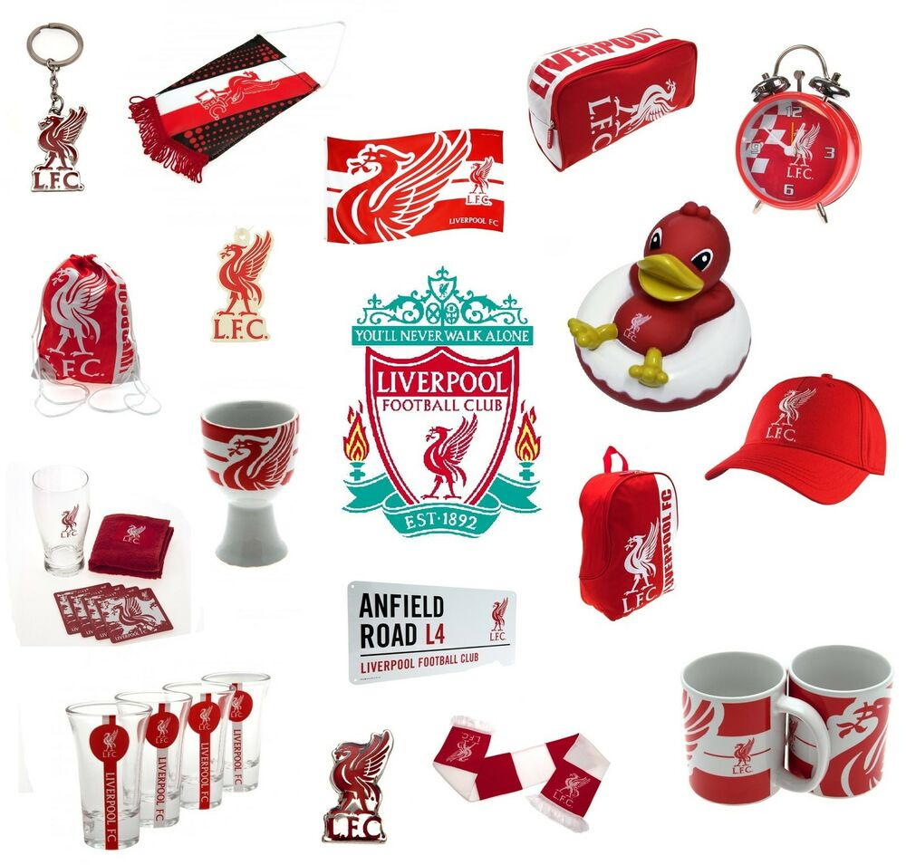 Liverpool Fc Cake Decorations