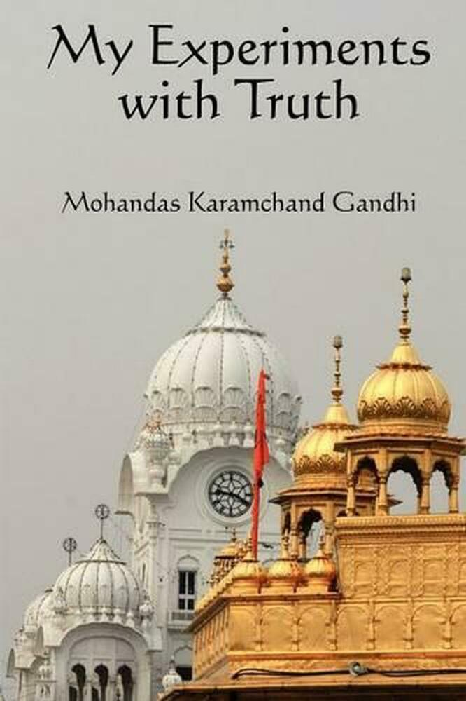 mohandas gandhi book review