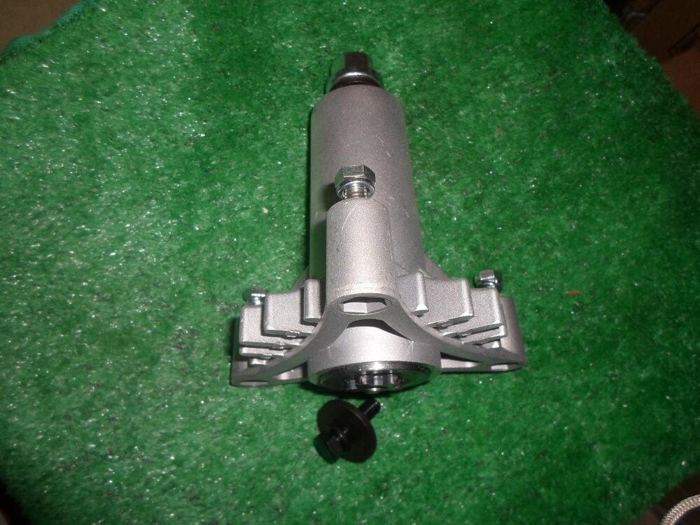 Craftsman Riding Mower Spindle : New craftsman quot deck spindle mandrel ebay