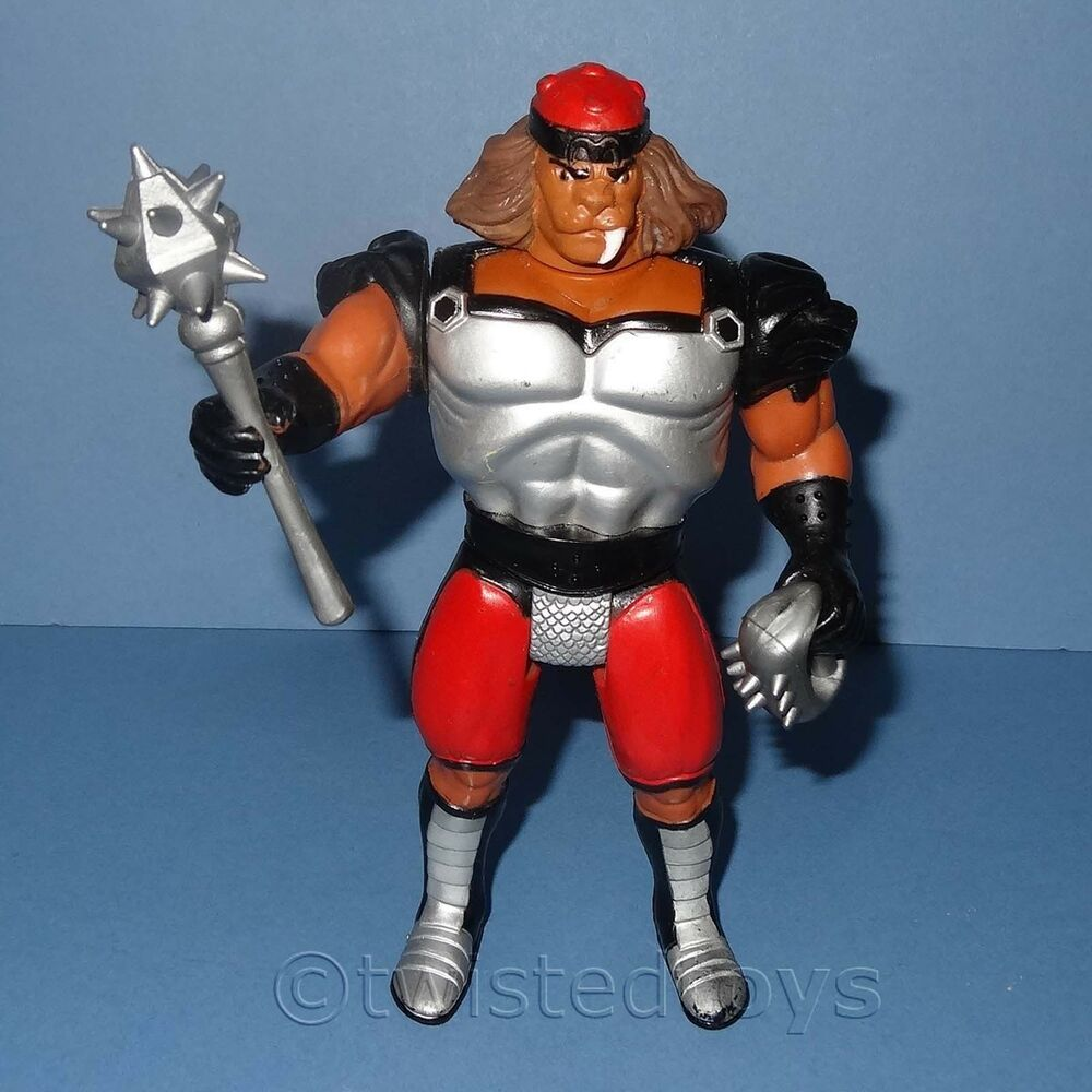 80s Toys Action Figures : Vintage s ljn toys thundercats grune the destroyer