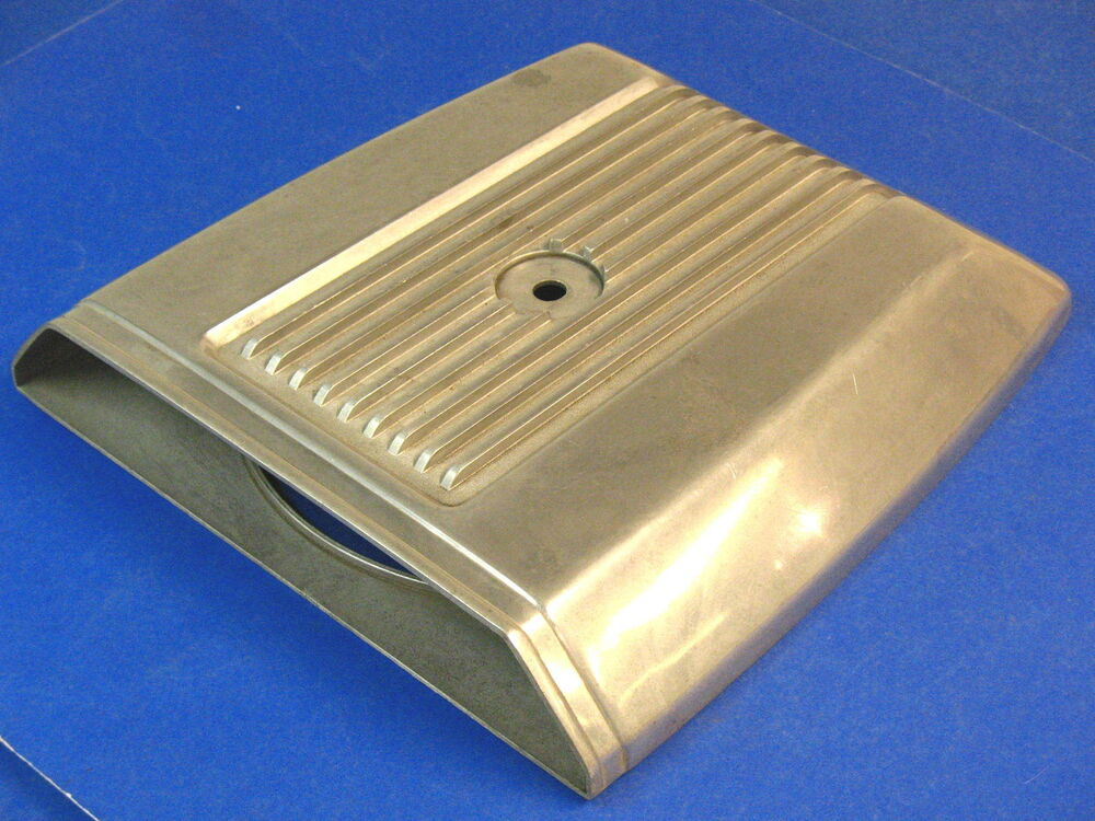 Custom Car Air Cleaner Covers : Vintage cal custom shaker style air cleaner carb scoop hot