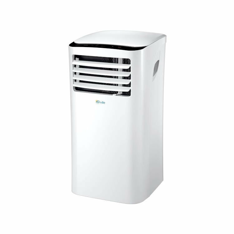 10000 btu portable air conditioner by senville room air for Small room portable air conditioners