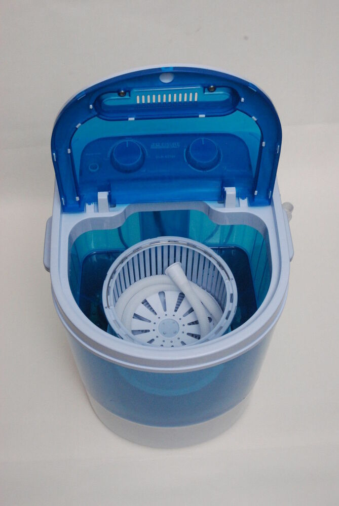 Portable 230v Mini Washing Machine Ideal For Outdoor