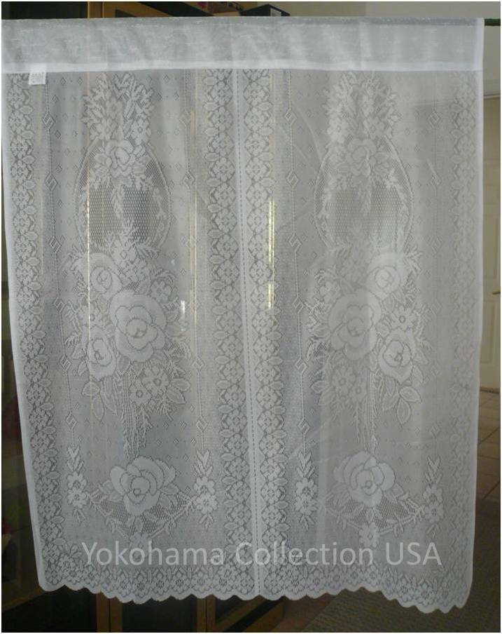 Japanese Noren 39 5 Quot L Lace Curtain Doorway Tapestry