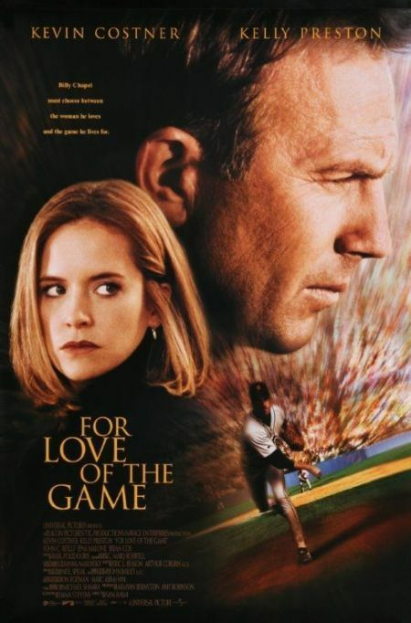 for love of the game 1999 orig 27x40 ds intl movie