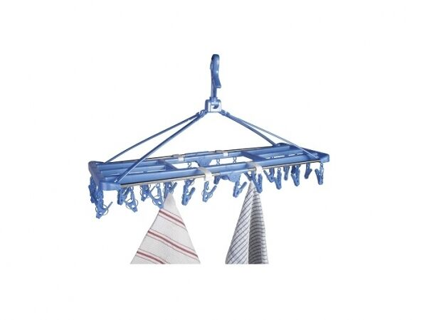 Camping Home Hanging Clothes Peg Dryer Hanger Tent Airer
