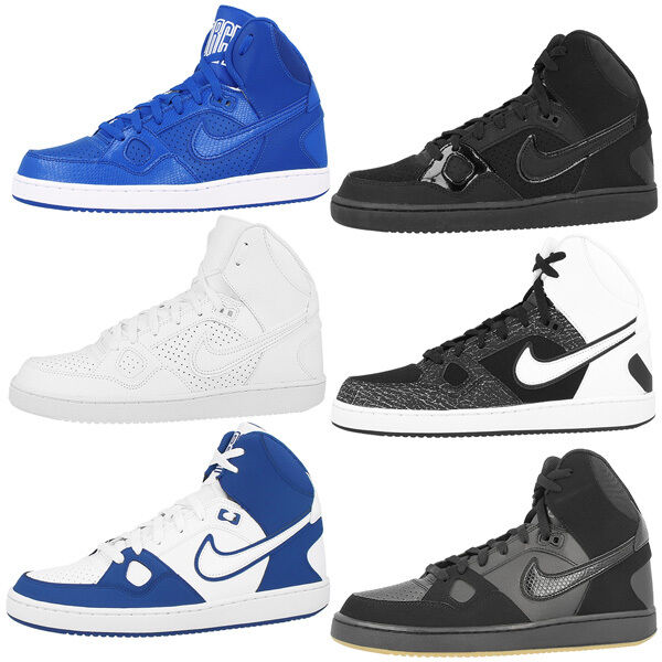 nike son of force mid schuhe retro high top sneaker air. Black Bedroom Furniture Sets. Home Design Ideas