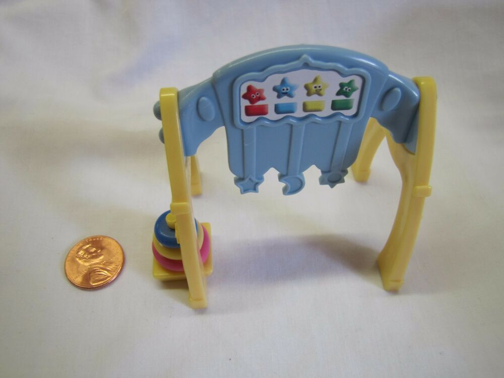 Blue Baby Toys : Fisher price loving family dollhouse blue yellow play
