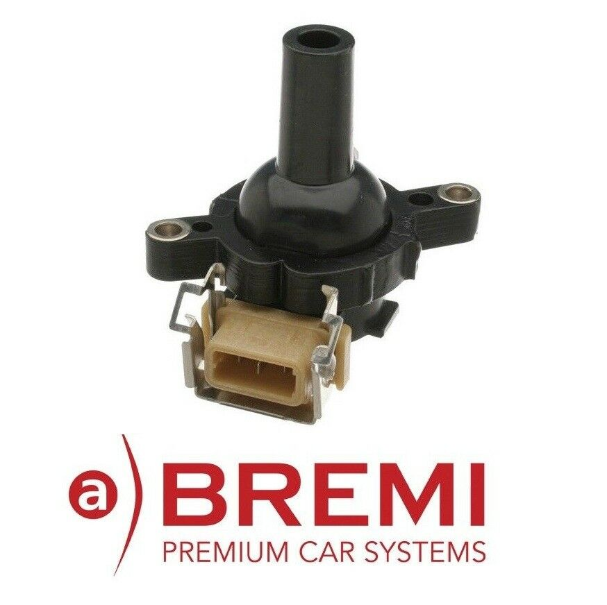 Bmw E46 3 Series Ignition Coil By Bremi Oem 12137599219