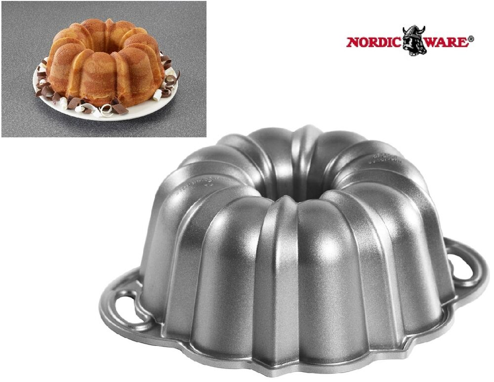 how to use a bundt cake pan
