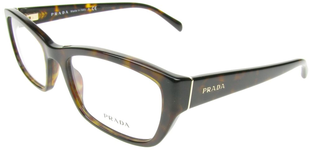 authentic prada tortoise eye reading glasses