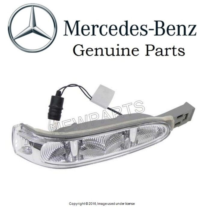 Mercedes benz ml350 ml500 gl320 gl450 ml320 ml63 door for Mercedes benz side mirror turn signal