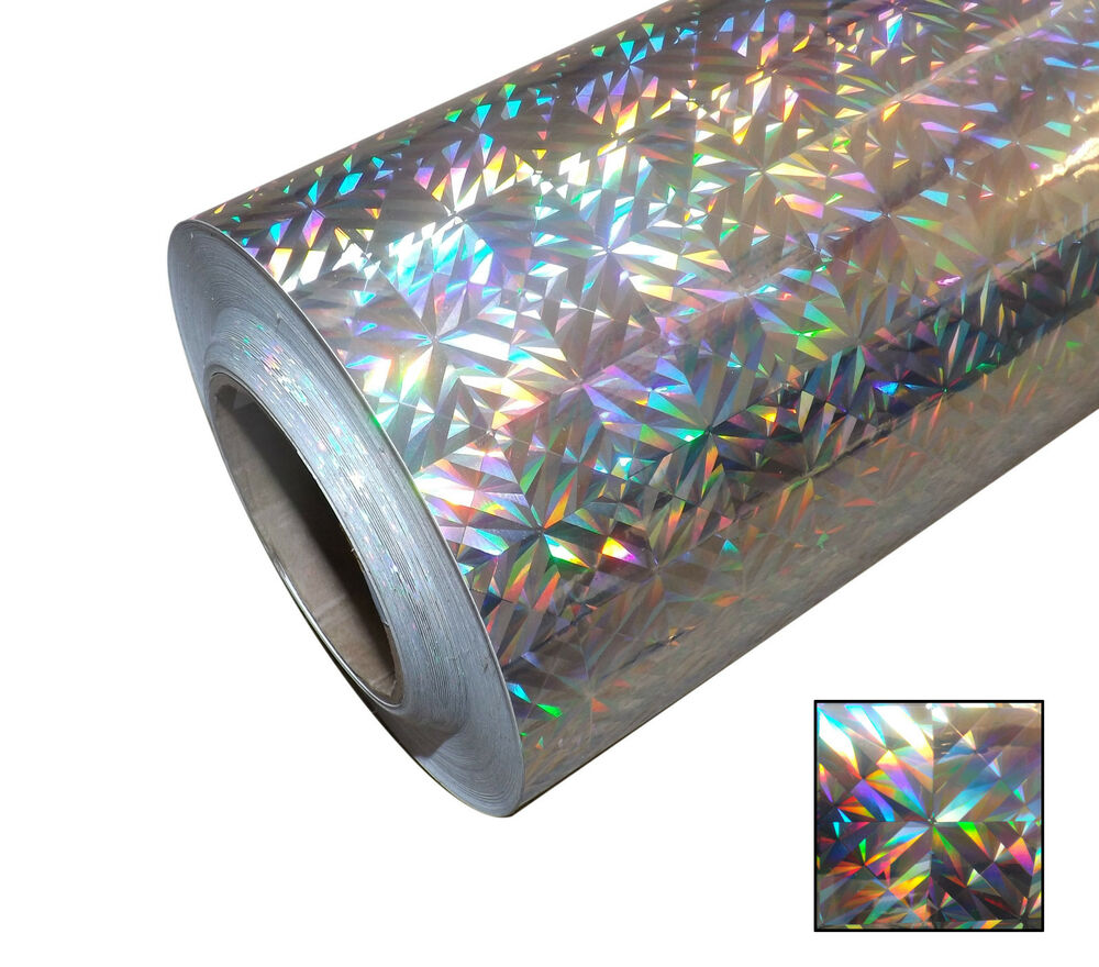 1m roll holographic squared confetti iridescent sticky. Black Bedroom Furniture Sets. Home Design Ideas