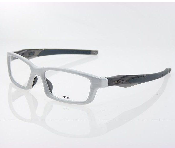oakley eye pro  new oakley crosslink pro prescription aluminum frame eyewear glasses 53mm $220