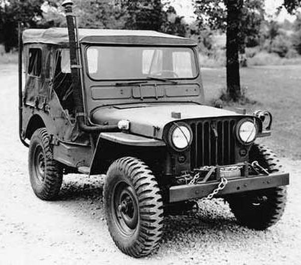 m38 military jeep manuals