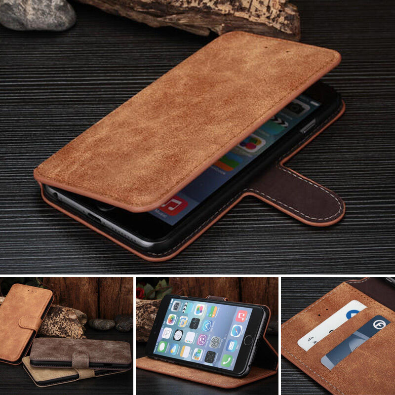 iphone 6 plus wallet deluxe s wallet flip genuine leather stand cover 15048
