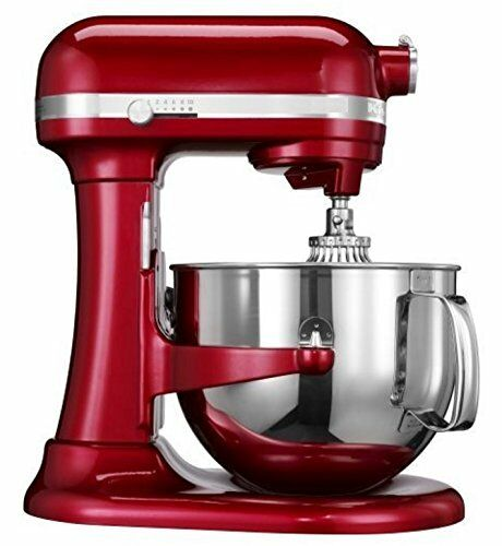 Kitchenaid Rkp26m1xca Professional 600 Stand Mixer 6 Quart