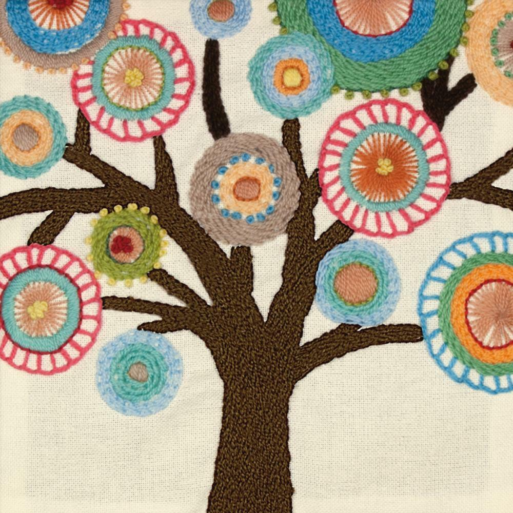 Handmade Collection Tree Crewel Embroidery Kit By
